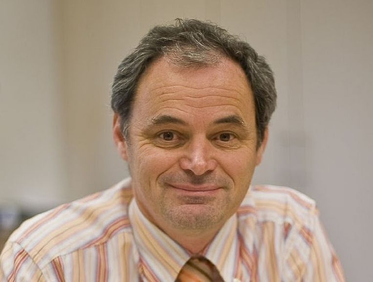 Luc Hamelinck, voorzitter ACV Openbare Diensten. Beeld kos