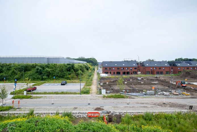 WILLEBROEK Op de site van voormalige papierfabriek De Naeyer werd een PFOS-vervuiling vastgesteld