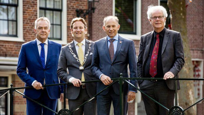 Burgemeester en wethouders van Oudewater