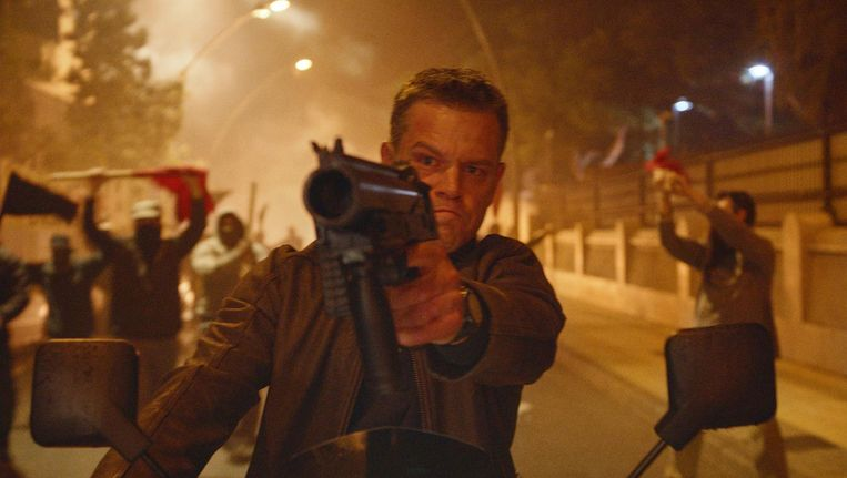 Matt Damon terug in Jason Bourne Beeld -