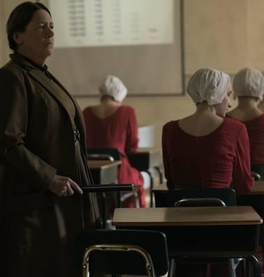 'The Handmaid's Tale': toptelevisie over een weinig fraaie toekomst