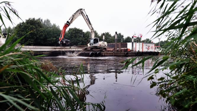 Watergangen in Bergen op Zoom en Halsteren krijgen baggerbeurt