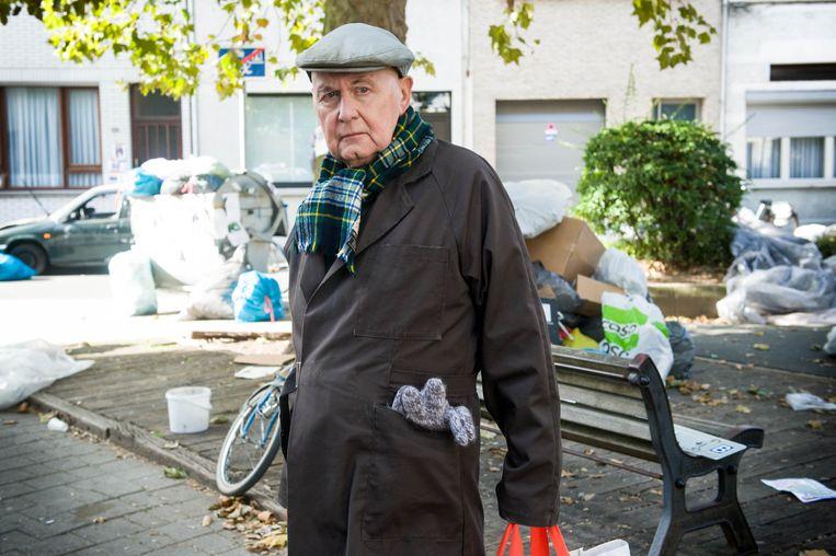 Hugo Van den Berghe in 'Cordon'. Beeld VTM