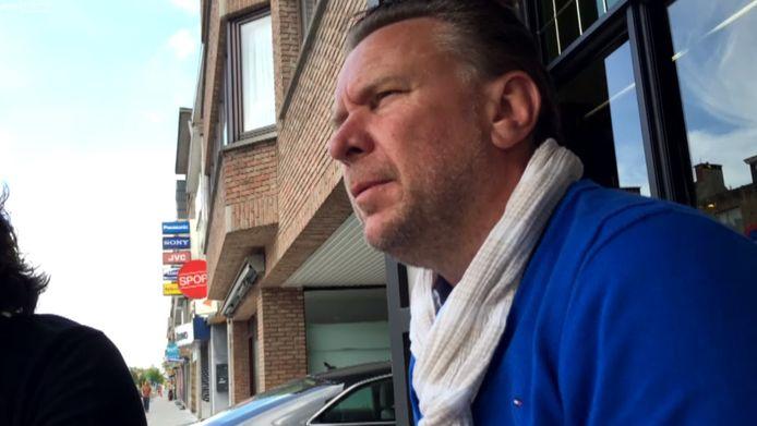 Slachtoffer Stefaan Bogaerts (55)