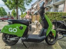 Zoetermeer went snel aan groene deelscooter, maar niet iedereen is er gelukkig mee