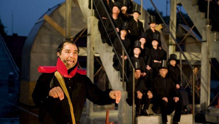 Het Pauperparadijs vertelt het verhaal van de jonge Amsterdammer Teunis. Beeld Het Pauperparadijs