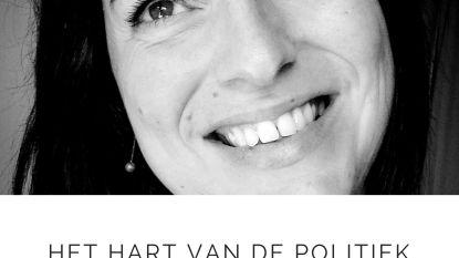 Naan Colman, voorzitter Groen Evergem, schrijft E-book 'Het hart van de politiek'
