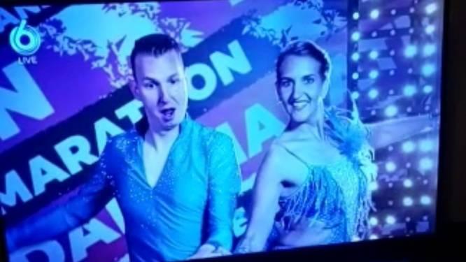 Nieuwegeinse Nathalie en Matthijs haken na 33 uur non-stop dansen af: 'Morgen strompelen naar kantoor'