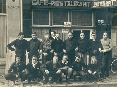 Bredase atletiekvereniging Sprint dankt bestaan aan Elfstedentocht van 1942