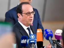 """Hollande fait du second tour """"un choix"""" pour ou contre l'Europe"""