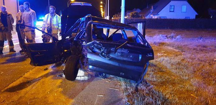 Sur la chaussée d'Amour, 106 accidents ont eu lieu en quatre ans