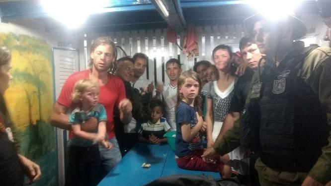 Amerikaans gezin dat vermist was na aanval piraten in Brazilië veilig en wel aangetroffen in jungle