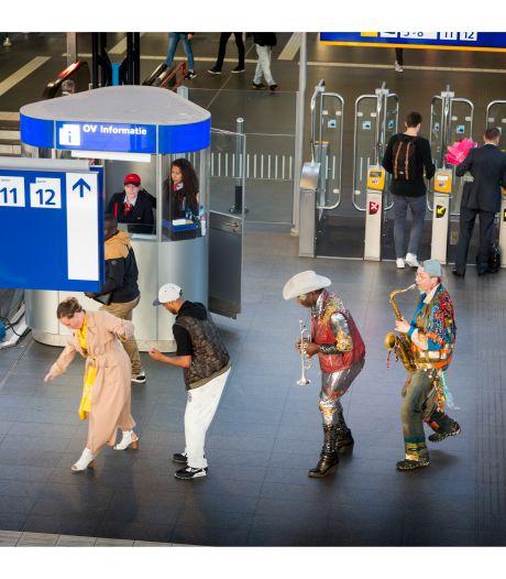 Lopen er ook 'normale' mensen rond op Utrecht Centraal?