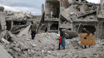 """Israël bombardeert luchtmachtbasis in Syrië"""