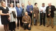 Vlaamse Vasteplantenvereniging huldigt bestuursleden