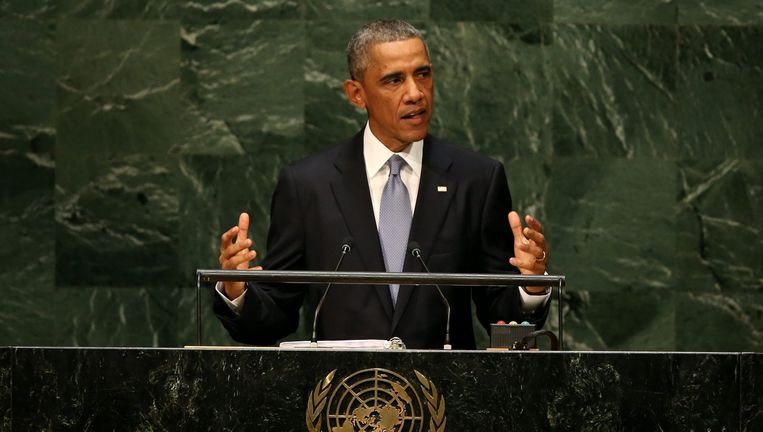Barack Obama Beeld epa