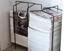 Maak een kast van tijdschriften en andere leuke ideeën