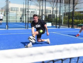 """Tennis SDI kan z'n leden met Padel 1700 eindelijk laten proeven van de populairste racketsport: """"Het enthousiasme is heel groot"""""""