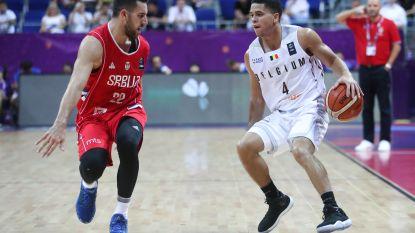 Nieuwe Belg in de NBA? Manu Lecomte wacht in spanning draft af