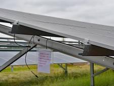 Hardenbergs zonnepark 'past beter op rand Duitse grens'