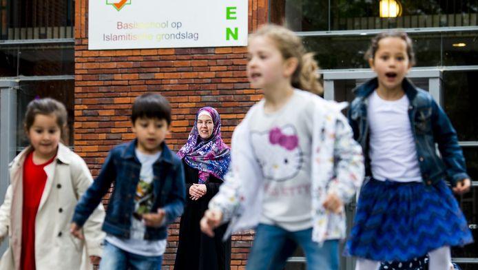 Islamitische basisschool Noen in Rotterdam
