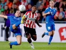 Matig PSV ontsnapt tegen Noorse dreumes en gaat naar play-offs