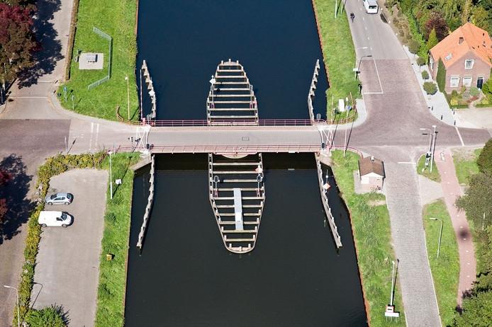 Wilhelminakanaal Tilburg Noord.