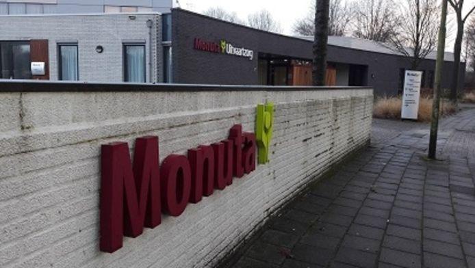 Een crematorium van Monuta in Tilburg.
