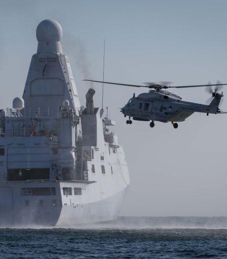 Het gaat zelden echt fout met Nederlandse legerhelikopters
