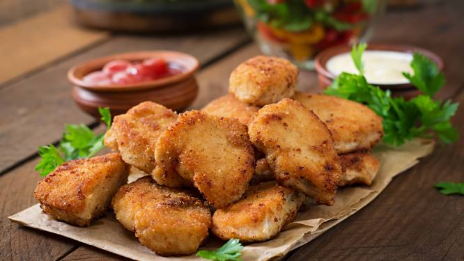 Singapore eerste land dat kipnuggets toestaat die in laboratorium zijn gemaakt
