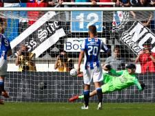 FC Utrecht-doelman Paes staat eerste thuiszege Heerenveen in de weg