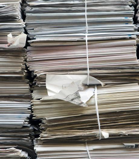 'Rampzalig': clubs in gemeente Sluis verbijsterd door plan voor ophalen oud papier