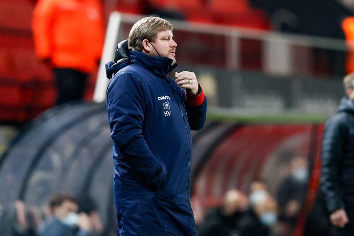 Gent-coach Hein Vanhaezebrouck.