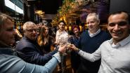 IN BEELD. 400-tal wijnproevers genieten van wijndegustatie