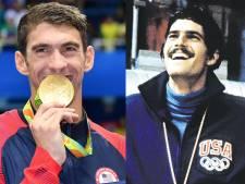 Wie is de beste zwemmer aller tijden? 'Phelps de grootste olympiër, Spitz stopte te vroeg'