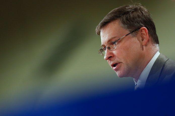 Valdis Dombrovskis.