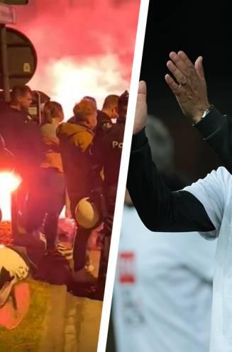Seraing promoveert naar 1A, Waasland-Beveren zakt tot onvrede van de fans die poort blokkeren en ongenoegen uiten bij CEO