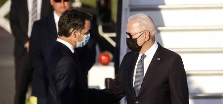 Joe Biden est arrivé en Belgique