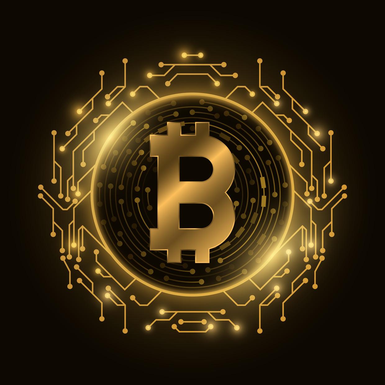 Gaat de bitcoin de strijd winnen? Beeld Getty
