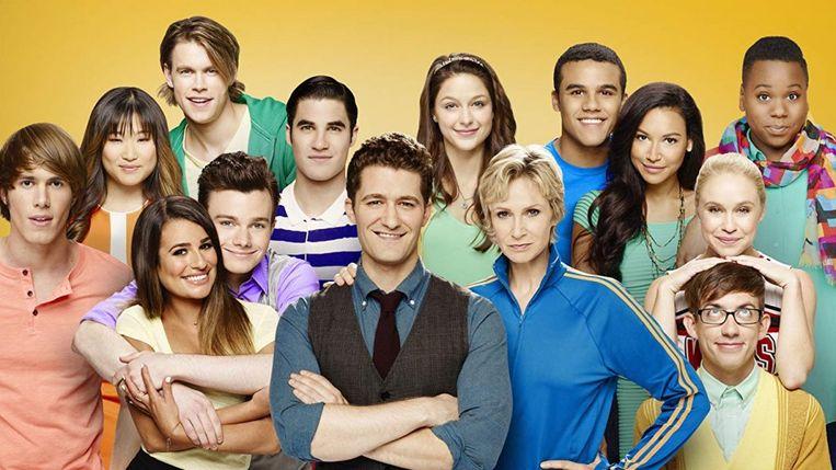 Glee Beeld Netflix