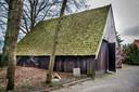 Deze onopvallende schuur in Twekkelo diende in de zeventiende eeuw als schuilkerk voor Twentse doopsgezinden.