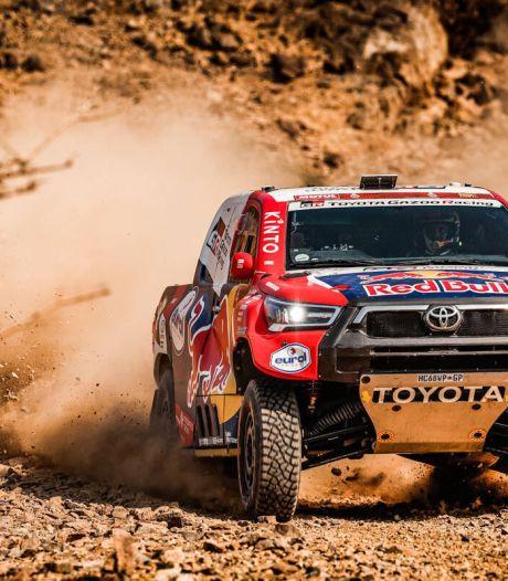Van Loon opnieuw in problemen in Dakar Rally, Koolen net buiten de top 10