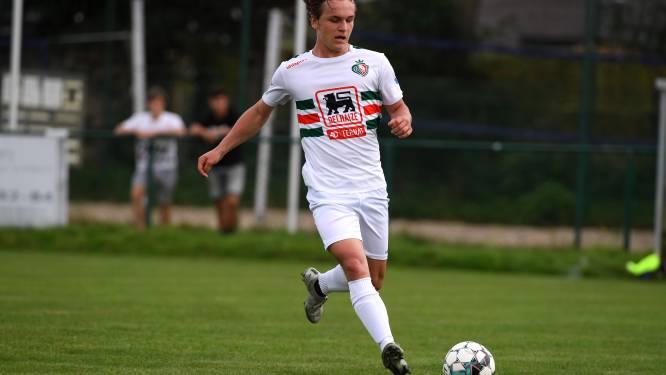 """Antoine Collin (KFC Wambeek-Ternat) scoort tweemaal in derby tegen VK Liedekerke: """"Met punt schieten beide teams niets op"""""""