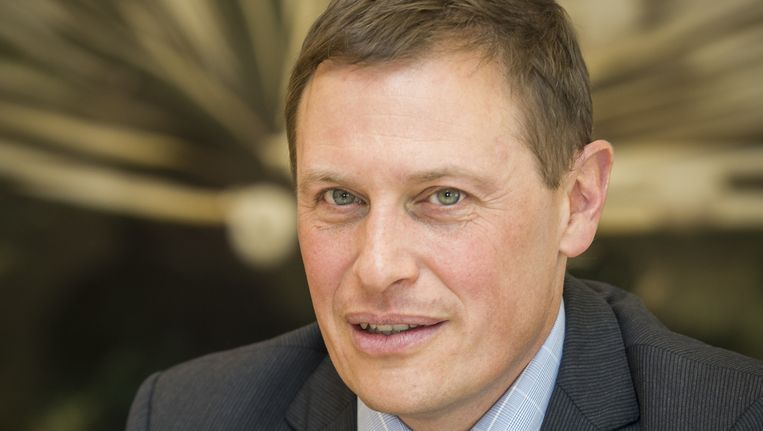 Karel Van Eetvelt, CEO van Unizo.