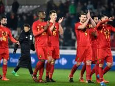 L'Union belge redoute des incidents, les Diables n'affronteront pas le Maroc