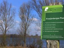 Naaktlopen verboden bij homo-ontmoetingsplaats Kraaijenbergse Plas