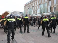 Nog eens vier aanhoudingen voor rellen in Den Bosch en Eindhoven
