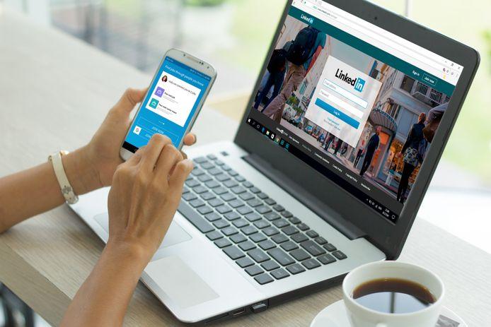 Les entreprises ne limitent souvent pas l'accès à LinkedIn, car le réseau social est utile dans le cadre du travail