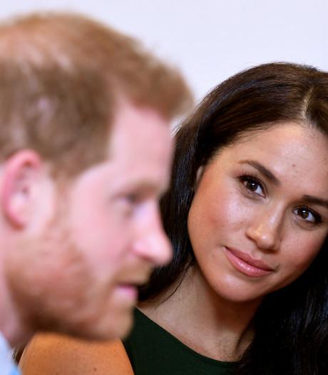 Harry en Meghan voor het eerst samen in openbaar na stapje terug