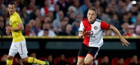 Feyenoord verlengt met Jens Toornstra